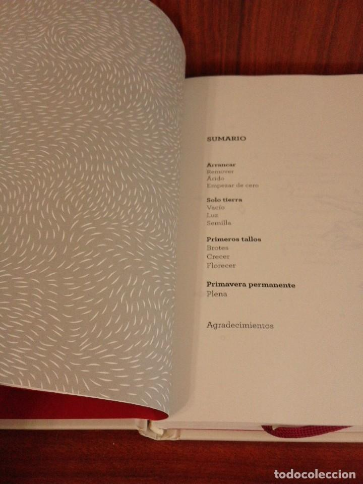 Libros: Albanta San Román & Carla Palmer - Una primavera permanente - Zenith 2019 (1ª Edición) - Nuevo - Foto 6 - 222079157