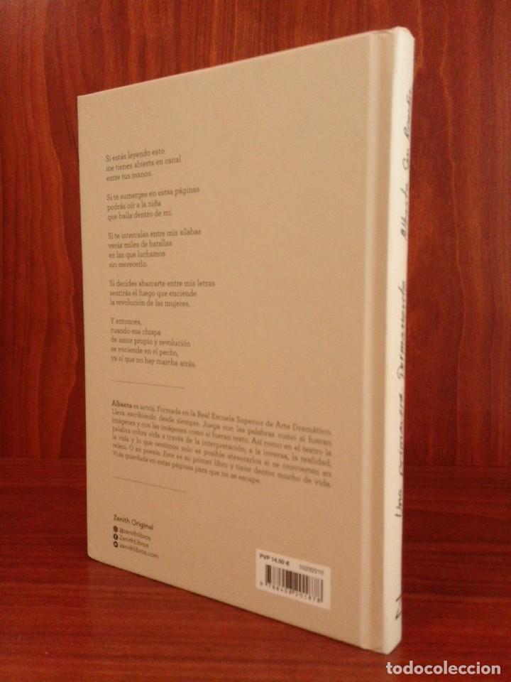 Libros: Albanta San Román & Carla Palmer - Una primavera permanente - Zenith 2019 (1ª Edición) - Nuevo - Foto 9 - 222079157