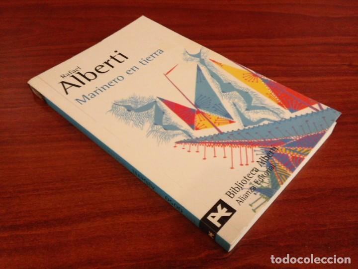 Libros: Rafael Alberti - Marinero en tierra - Alianza 2002 - Biblioteca Alberti - Nuevo - Foto 3 - 222090031