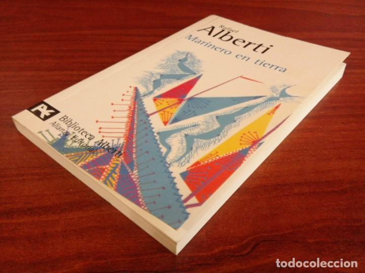 Libros: Rafael Alberti - Marinero en tierra - Alianza 2002 - Biblioteca Alberti - Nuevo - Foto 4 - 222090031