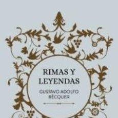 Libros: RIMAS Y LEYENDAS. Lote 222789953