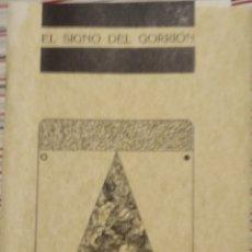 Libros: EL SIGNO DEL GORRIÓN. REVISTA DE POESÍA. N 9.. Lote 232789405