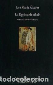 LA LÁGRIMA DE AHAB (Libros Nuevos - Literatura - Poesía)