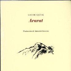 Libros: LOUISE GLÜCK - LOTE DE CINCO LIBROS PUBLICADOS POR LA EDITORIAL PRE-TEXTOS. Lote 234997715