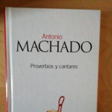 Libros: PROVERBIOS Y CANTARES, ANTONIO MACHADO. Lote 235508090
