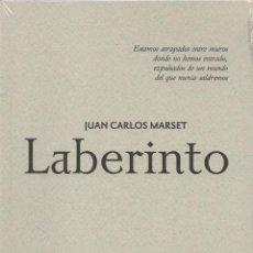 Libros: LABERINTO. JUAN CARLOS MARSET. SIBILA. 2013. NUEVO.. Lote 236339345