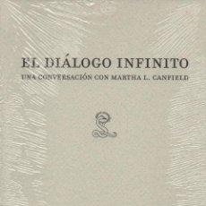 Libros: EL DIÁLOGO INFINITO. JORGE EDUARDO EIELSON. SIBILA. 2011. NUEVO.. Lote 236392145