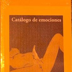 Libros: CATALOGO DE EMOCIONES - MARIA LUISA BALDA - NUEVO. Lote 236413965