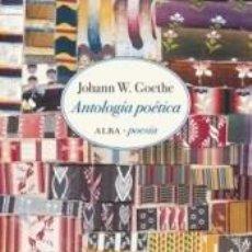 Libros: ANTOLOGÍA POÉTICA. Lote 236555290