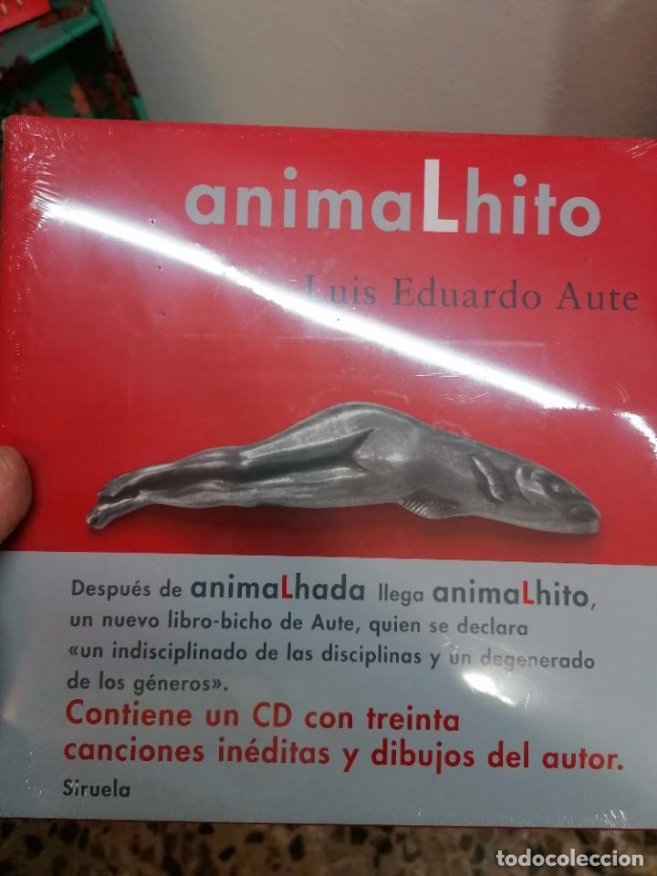 ANIMALHITO, DE LUIS EDUARDO AUTE. NUEVO (Libros Nuevos - Literatura - Poesía)