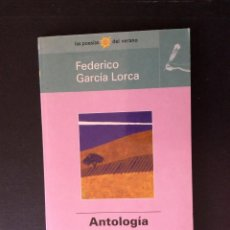 Libros: LIBRO ANTOLOGIA POETICA, DE FEDERICO GARCIA LORCA. Lote 239722930