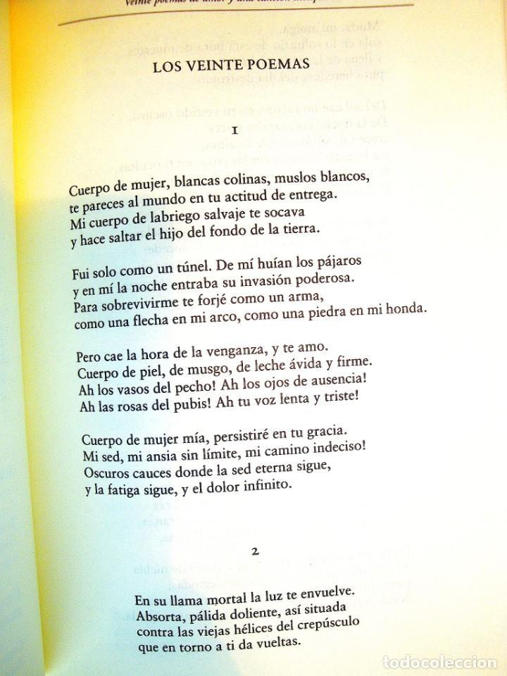 Libros: NERUDA - OBRAS COMPLETAS I - Foto 2 - 239862085