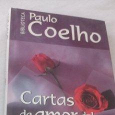 Libros: CARTAS DE AMOR DEL PROFETA . BIBLIOTECA PAULO COELHO. PLANETA AGOSTINI.. Lote 243869205