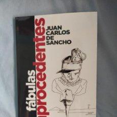 Libros: LIBRO FABULAS IMPROCEDENTES. Lote 245215450