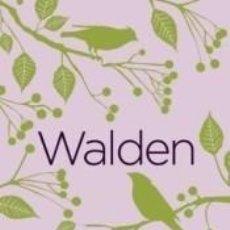 Libros: WALDEN. Lote 246290955