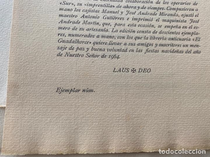 Libros: HOMENAJE EMILIO PRADOS , ANGEL CAFFARENA , EDITOR , MÁLAGA , ED. LIMITADA , 1964 . POESIA - Foto 3 - 251808830