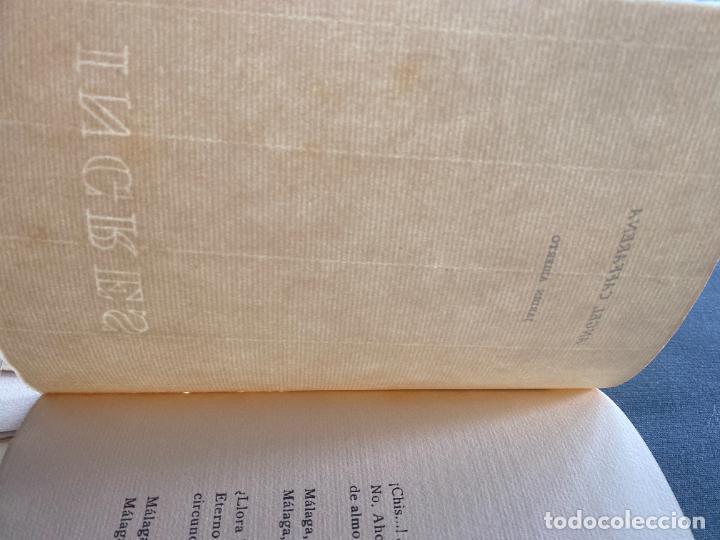 Libros: HOMENAJE EMILIO PRADOS , ANGEL CAFFARENA , EDITOR , MÁLAGA , ED. LIMITADA , 1964 . POESIA - Foto 4 - 251808830
