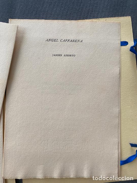 Libros: HOMENAJE EMILIO PRADOS , ANGEL CAFFARENA , EDITOR , MÁLAGA , ED. LIMITADA , 1964 . POESIA - Foto 5 - 251808830