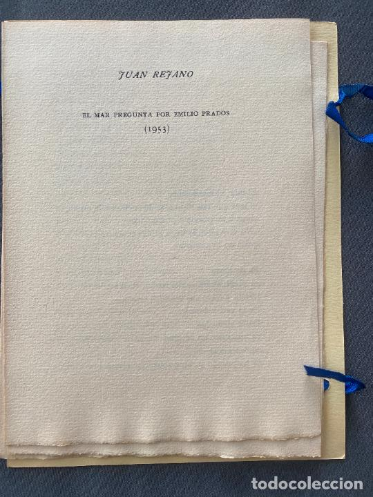 Libros: HOMENAJE EMILIO PRADOS , ANGEL CAFFARENA , EDITOR , MÁLAGA , ED. LIMITADA , 1964 . POESIA - Foto 6 - 251808830