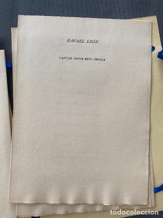 Libros: HOMENAJE EMILIO PRADOS , ANGEL CAFFARENA , EDITOR , MÁLAGA , ED. LIMITADA , 1964 . POESIA - Foto 7 - 251808830