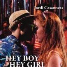 Libros: HEY BOY HEY GIRL. Lote 254537170
