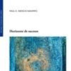 Libros: HORIZONTE DE SUCESOS. Lote 254900120