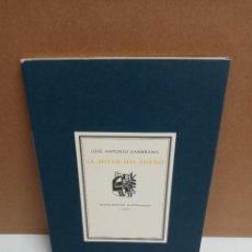 Libros: JOSE A. ZAMBRANO - LA MITAD DEL SUEÑO. Lote 254951675
