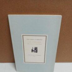 Libros: JOSE MARIA CUMBREÑO - LAS CIUDADES DE LA LLANURA. Lote 254951875