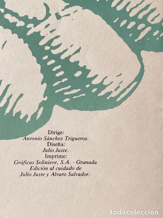 Libros: MARIA VICTORIA ATENCIA Y RAFAEL LEON , MÁLAGA , DEDICATORIA MANUSCRITA , - Foto 5 - 257623685