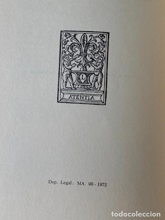 Libros: RAFAEL LEON , MARIA VICTORIA ATENCIA , POESIA MALAGUEÑA CONTEMPORANEA , LOTE DE 3 LIBROS - Foto 4 - 257635870