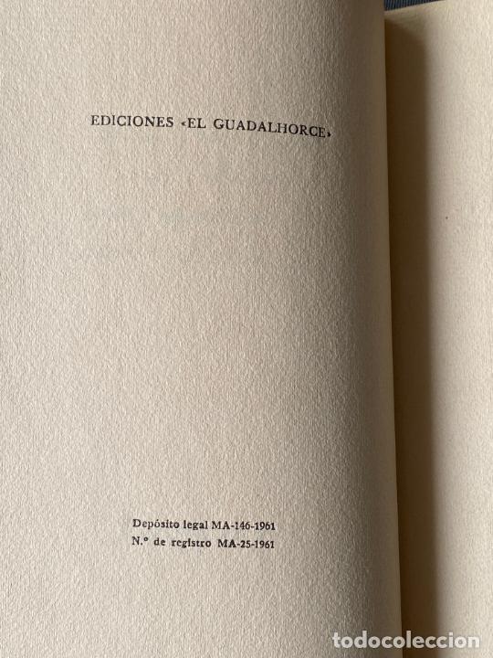 Libros: RAFAEL LEON , MARIA VICTORIA ATENCIA , POESIA MALAGUEÑA CONTEMPORANEA , LOTE DE 3 LIBROS - Foto 8 - 257635870