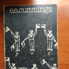 Libros: EE CUMMINGS POEMAS. Lote 257909700