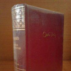 Libros: RUBÉN DARÍO - OBRAS COMPLETAS - AGUILAR 2004 - NUEVO PRECINTADO. Lote 258226035