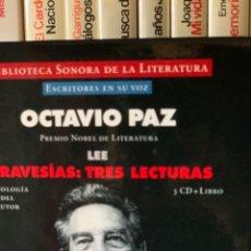 Livros: OCTAVIO PAZ AUDIOLIBRO. Lote 259720540