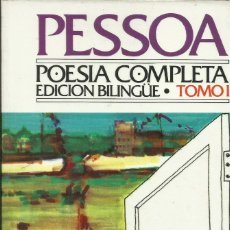 Libros: POESÍA COMPLETA I / FERNANDO PESSOA.. Lote 259773240
