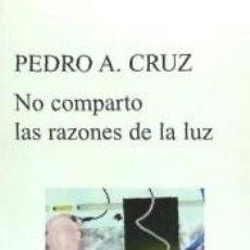 Libros: NO COMPARTO LAS RAZONES DE LA LUZ. Lote 262891010
