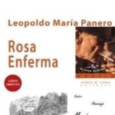 Libros: ROSA ENFERMA. Lote 262891605