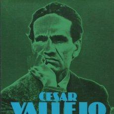 Libros: POESÍA COMPLETA / CÉSAR VALLEJO. Lote 263030920
