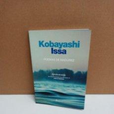 Livros: KOBAYASHI ISSA - POEMAS DE MADUREZ - COSMOPOÉTICA. Lote 263231070