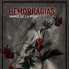 Libros: HEMORRAGIAS. Lote 268598509