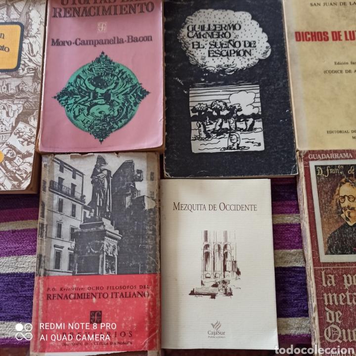Libros: POESÍA, LOTE 16 UNIDADES, QUEVEDO, GÓNGORA, SA JUAN DE LA CRUZ.... - Foto 5 - 269203423
