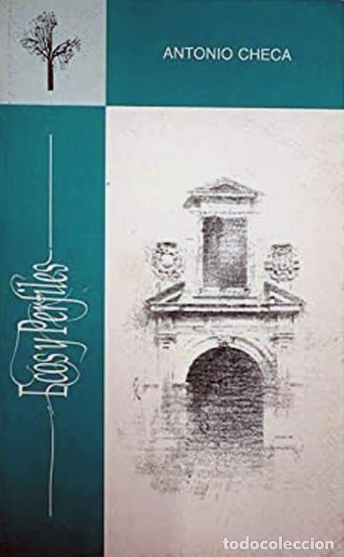 ECOS Y PERFILES. CHECA, ANTONIO (Libros Nuevos - Literatura - Poesía)