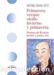 PRIMAVERA, VERANO, OTOÑO, INVIERNO Y PRIMAVERA (Libros Nuevos - Literatura - Poesía)