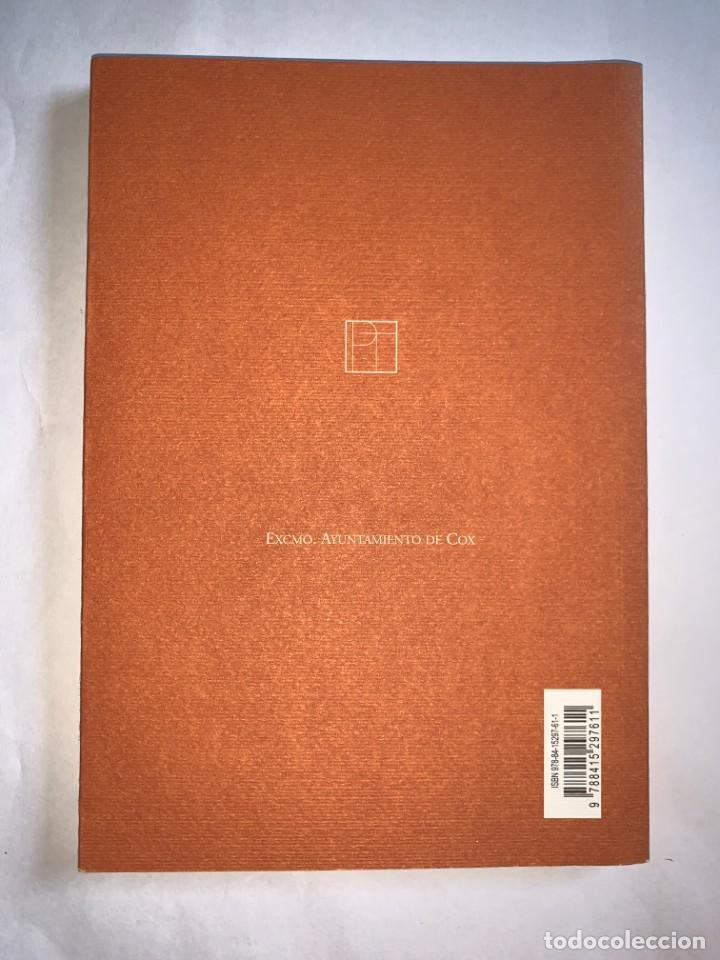 Libros: Márgenes. Julio César Galán. Ed. Pre-textos. Premio Villa de Cox 2011 - Foto 4 - 270632593