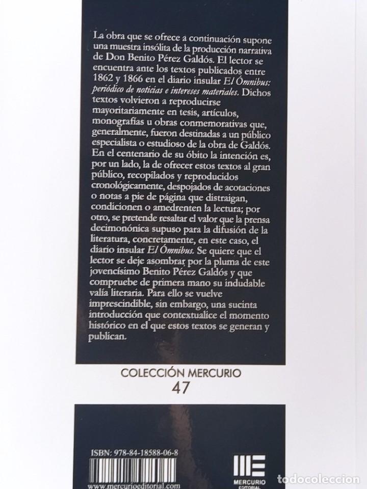Libros: libro Benito Perez Galdos textos iniciales - Foto 3 - 276394353