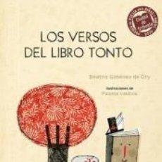 Libros: VERSOS DEL LIBRO TONTO,LOS. Lote 276440538