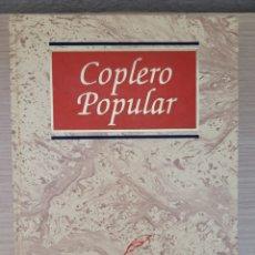 Libros: COMPLERO POPULAR CULTURA Y LETRAS. Lote 277165853