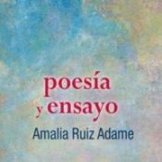 Libros: POESÍA Y ENSAYO. Lote 277576448