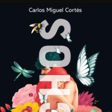 Libros: BICHOS. CARLOS MIGUEL CORTÉS .TURISTA EN TU PELO. 2021. Lote 285411708