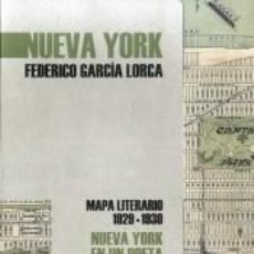 Libros: NUEVA YORK EN UN POETA. Lote 287478608